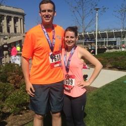 6th half marathon