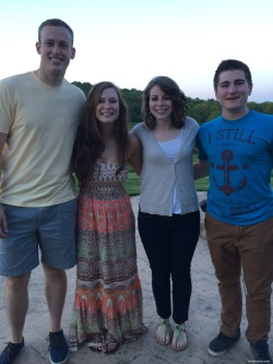 Hailee's Grad Party