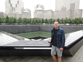 9/11 Memorial Fountains: North Pool