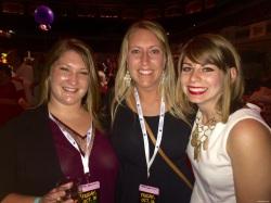 Lauren, E and Me!