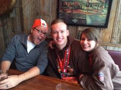 Doug, B and Me!