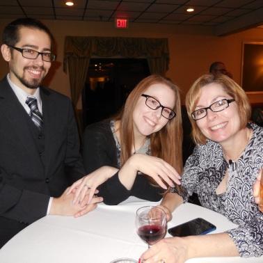 Nate, Kiera + Mom