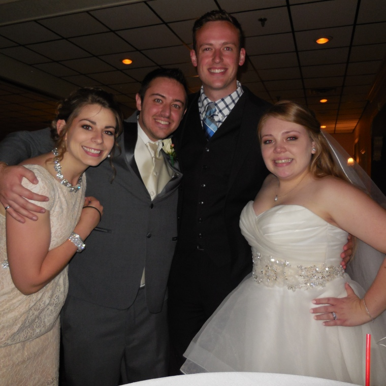 Me, Travis, B + Katie