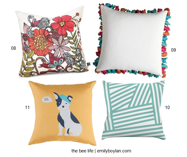 Latest Obsessions - Pillows - Color
