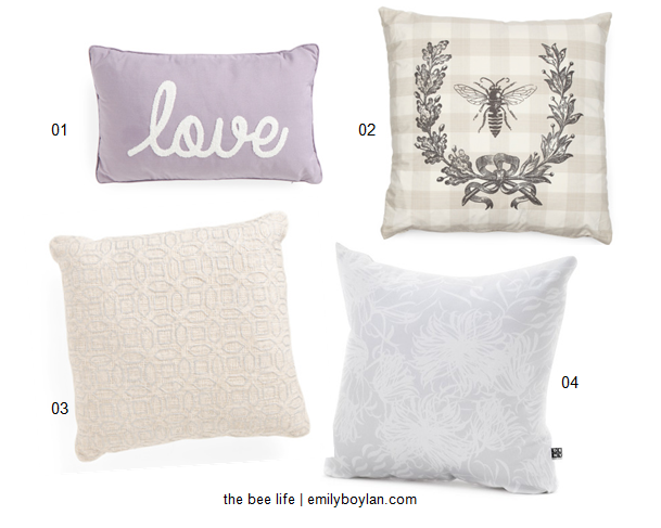 Latest Obsessions - Pillows - Neutrals