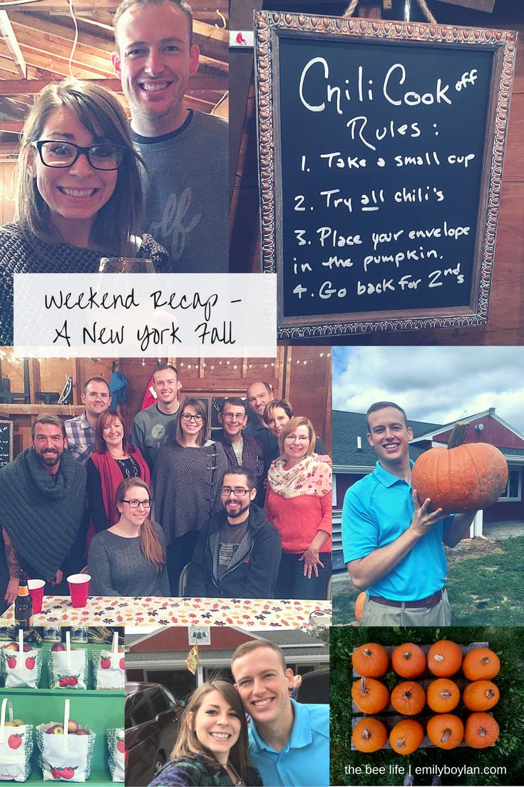 Weekend Recap - NY & Fall.png