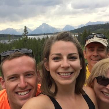 August - Jackson Hole!
