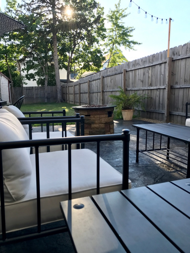 House Tour - Patio(2) - the bee life