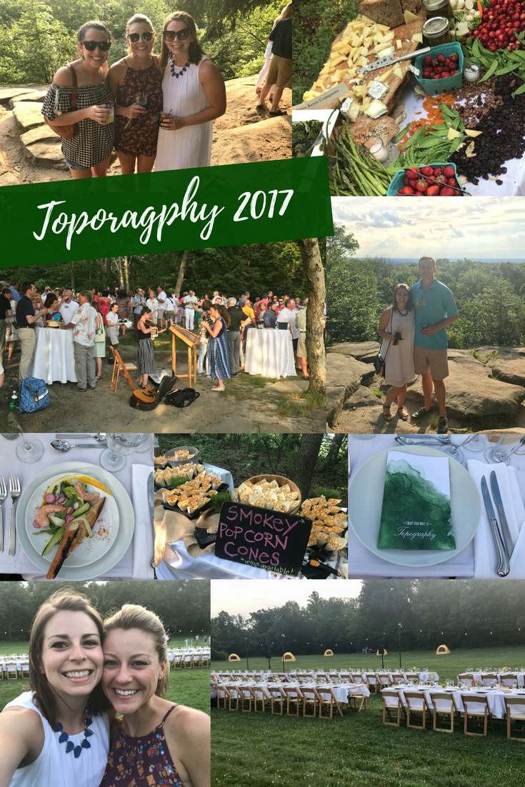 Topography 2017 - the bee life