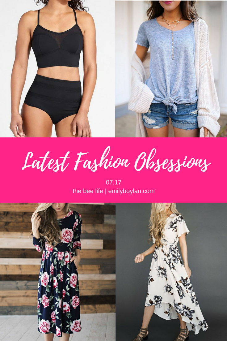 Latest Fashion Obsessions_07.17 - the bee life