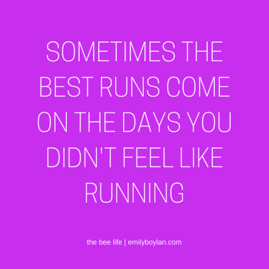 Fitness Friday 08.17 - the bee life (1)