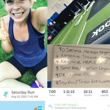 Fitness Friday 08.17 - the bee life (2)