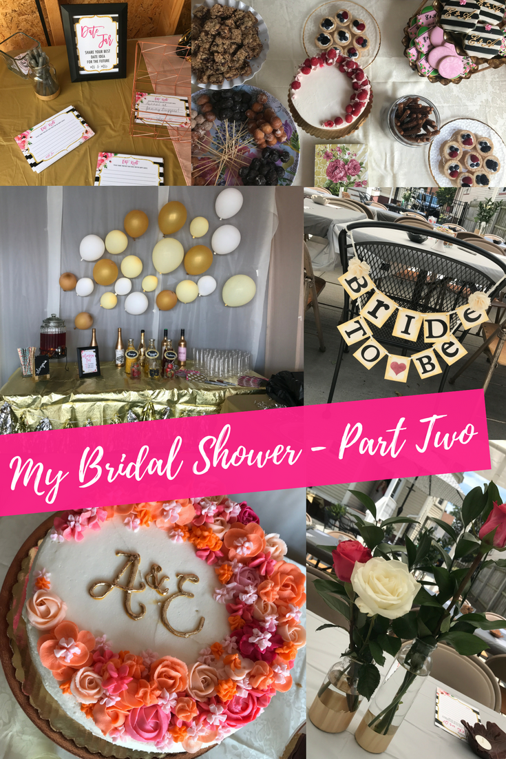 My Bridal Shower P2 - the bee life
