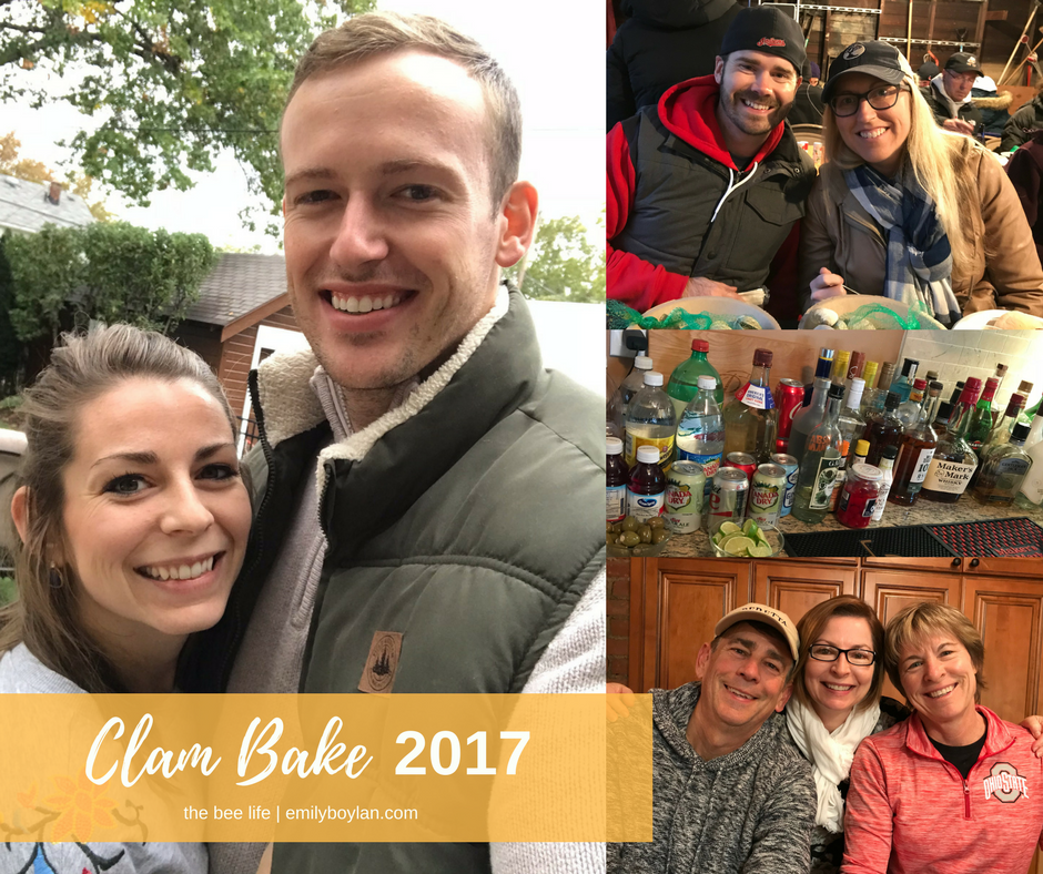 2017 Clam Bake - the bee life