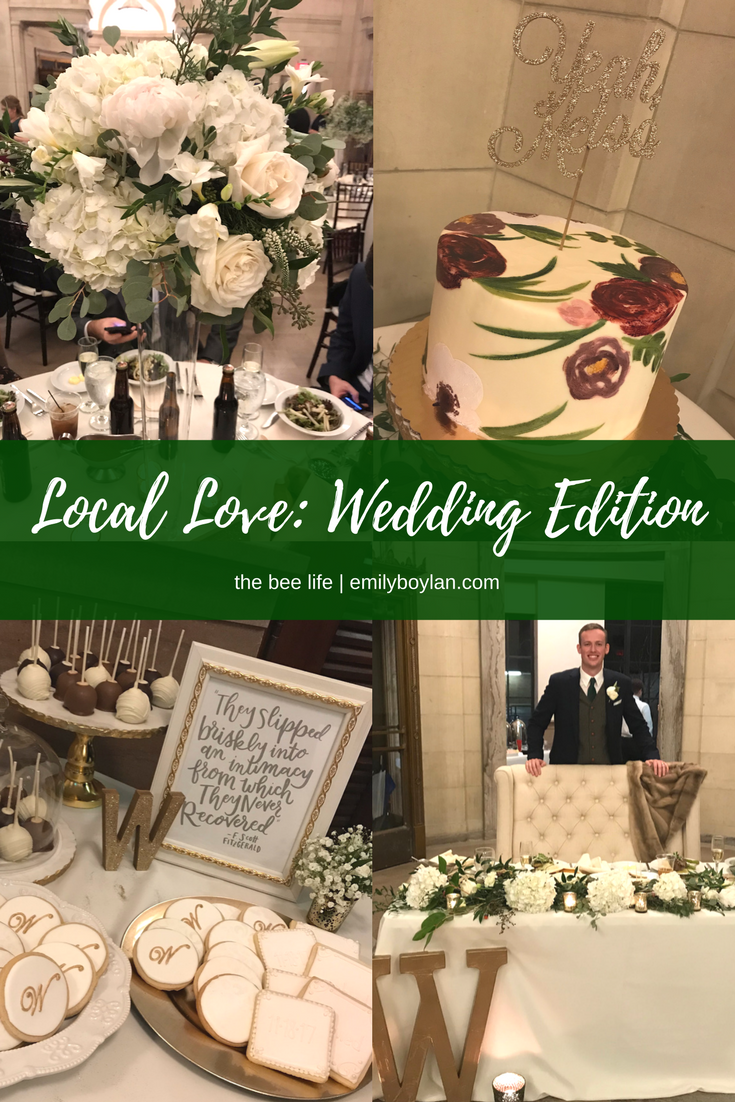Local Love - Wedding Edition - the bee life
