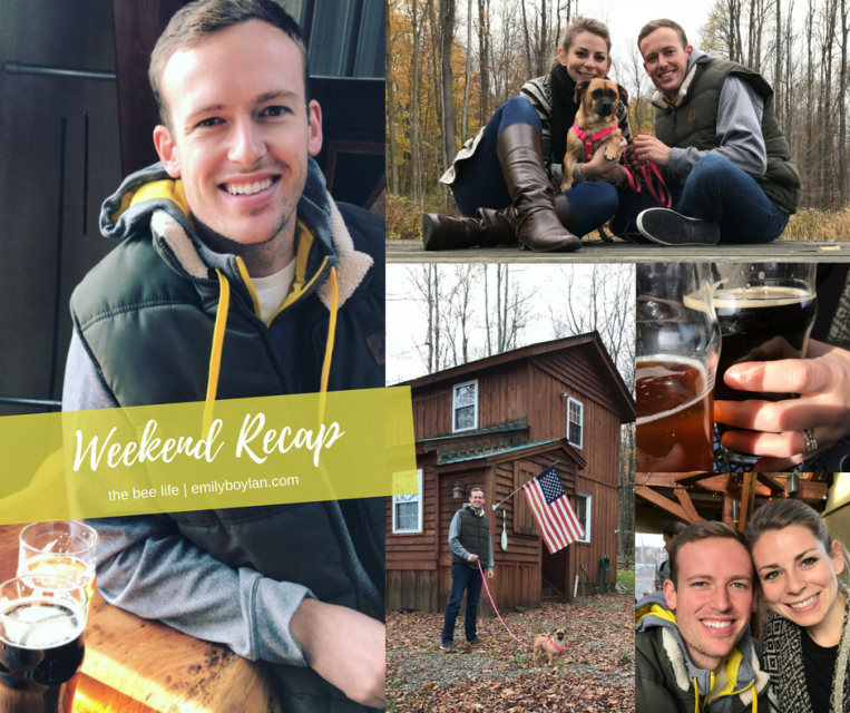 Weekend Recap - the bee life