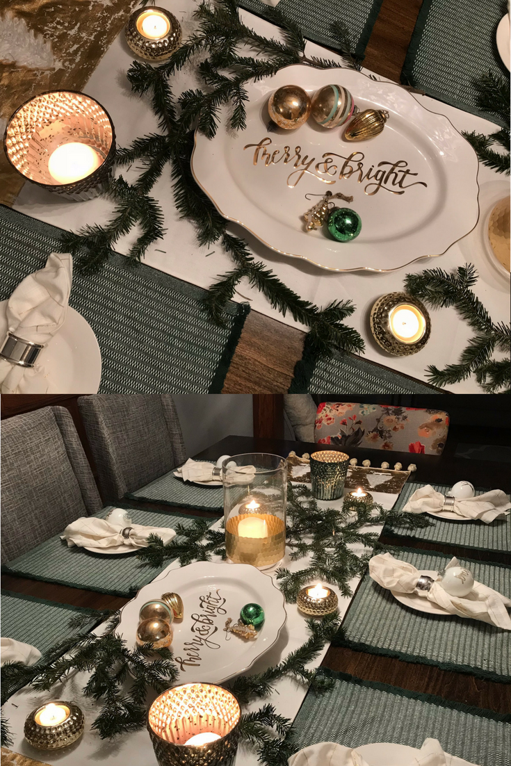 House Tour - Christmas Dining - the bee life (2)