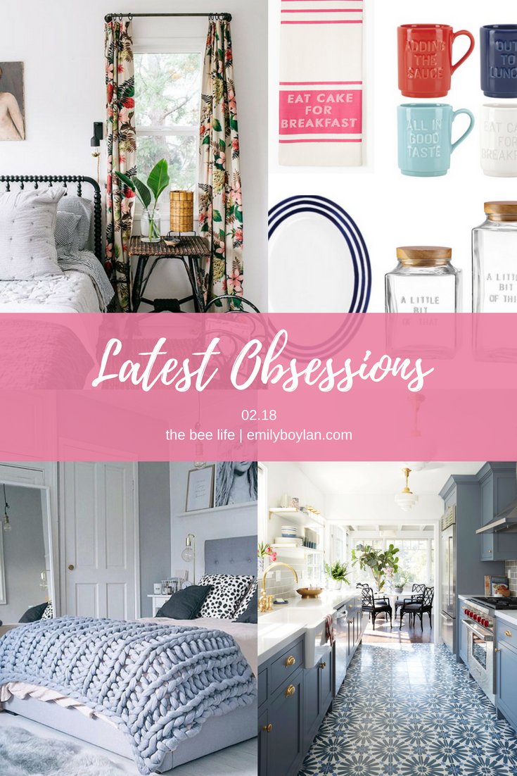 Latest Obsessions 02.18 - the bee life