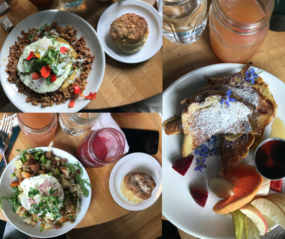 12Food + Beer - Asheville - the bee life