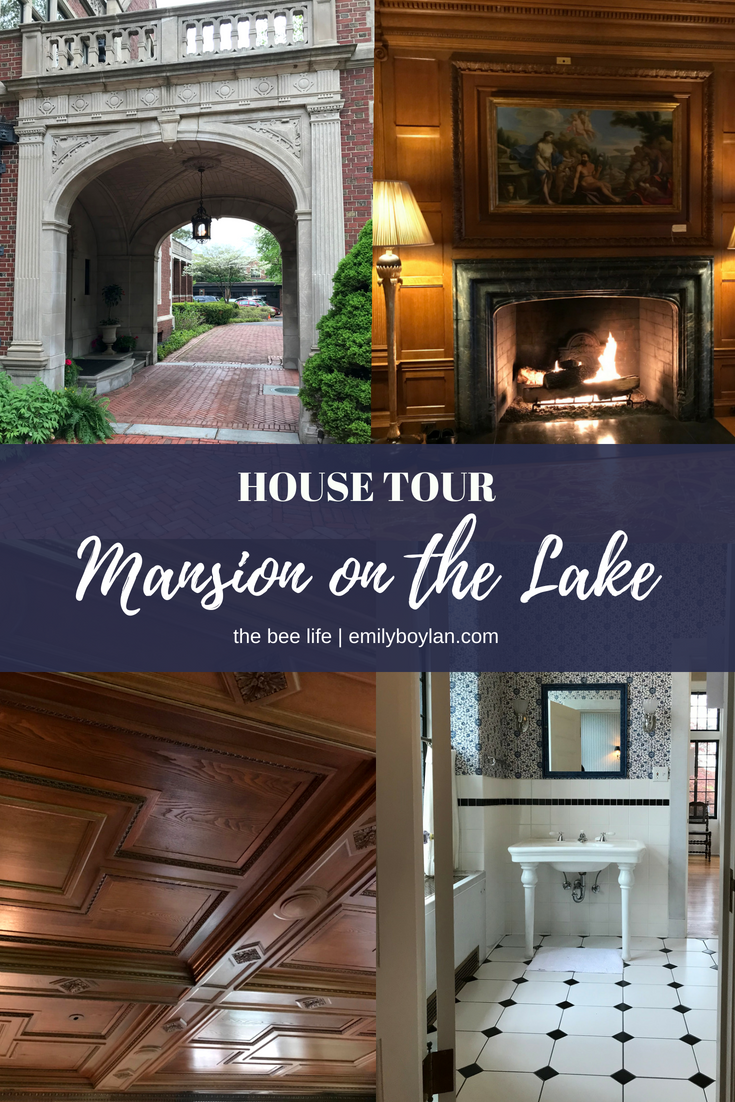 8House Tour - Mansion - the bee life