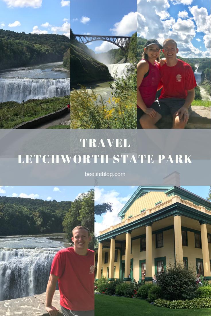 Travel - Letchworth State Park - bee life blog