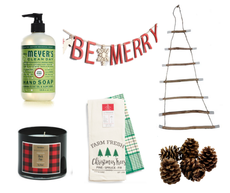 6 Holiday Decor Under $10 - the bee life