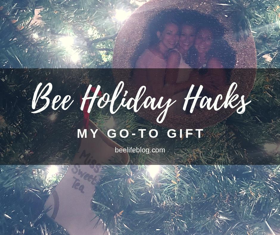 Holiday Hack - Ornaments - bee life blog
