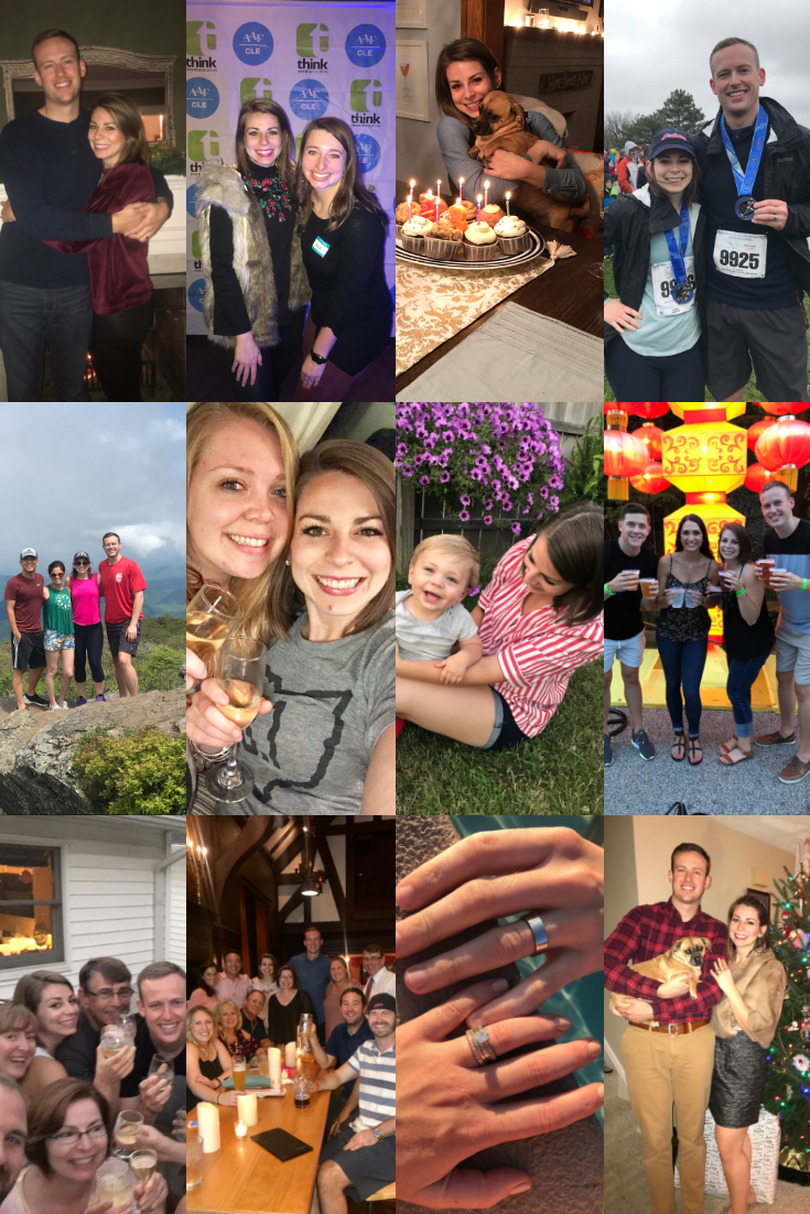 Year End Recap 2018 - the bee life
