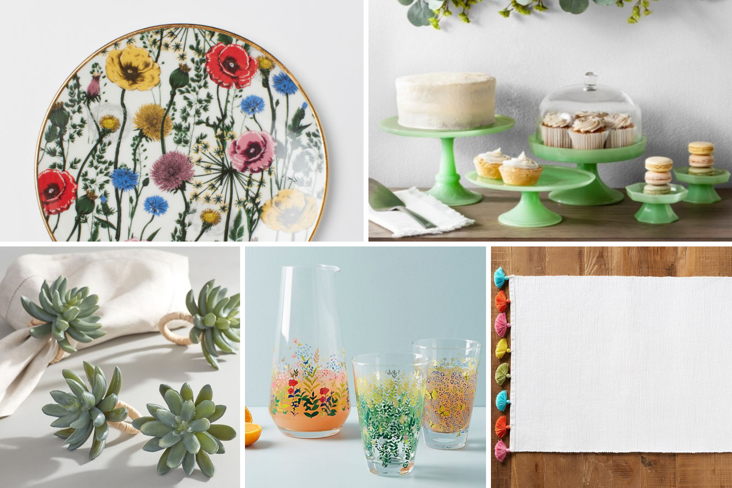 6 Spring Pieces for Your Home - the bee life