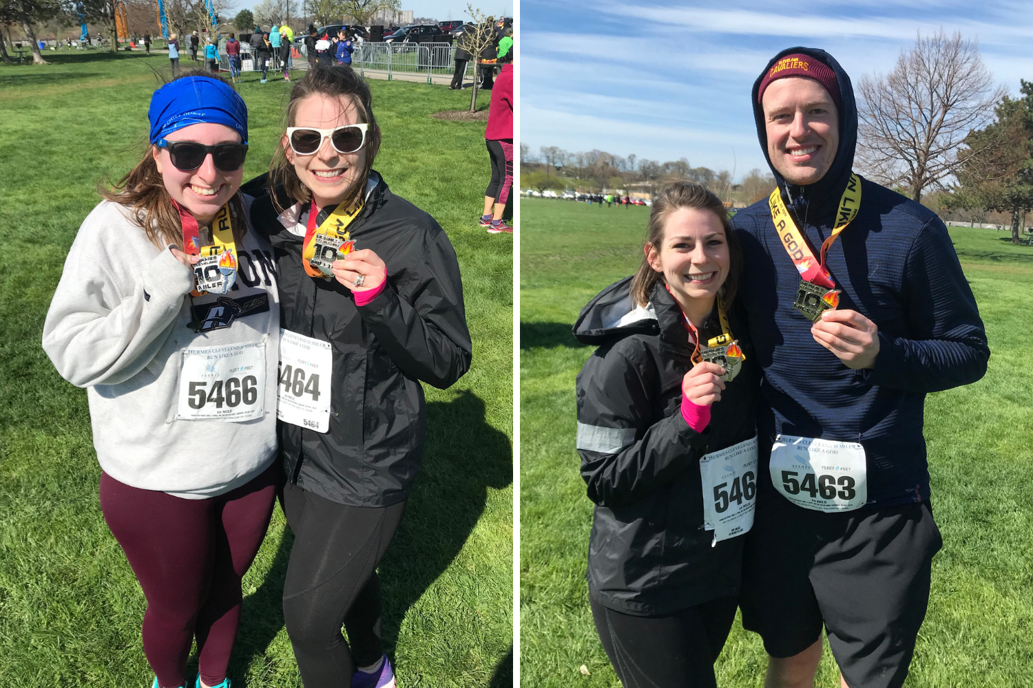 10-Miler Recap - the bee life (2)