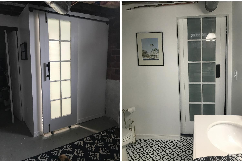 DIY door 4 - thebeelife