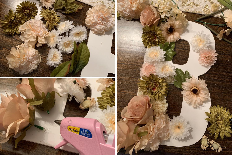Floral Letter - beelifeblog (3)