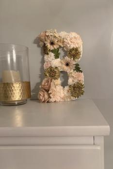 Floral Letters - beelifeblog (5)