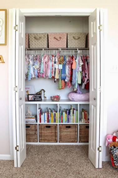 Nursery Closet Makeover - beelifeblog(1)