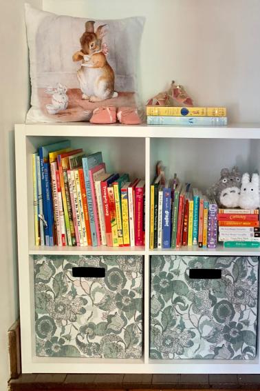 Nursery Closet Makeover - beelifeblog(2)
