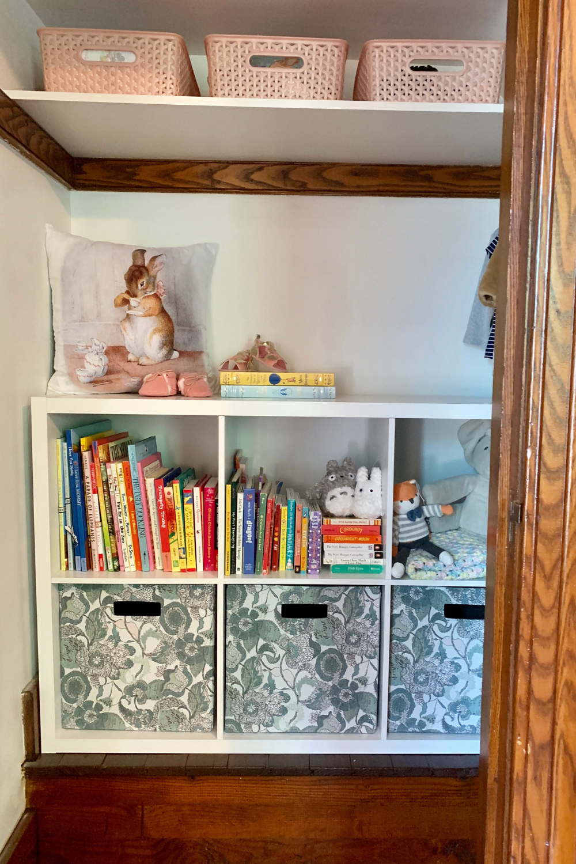 Nursery Closet Makeover - beelifeblog(3)